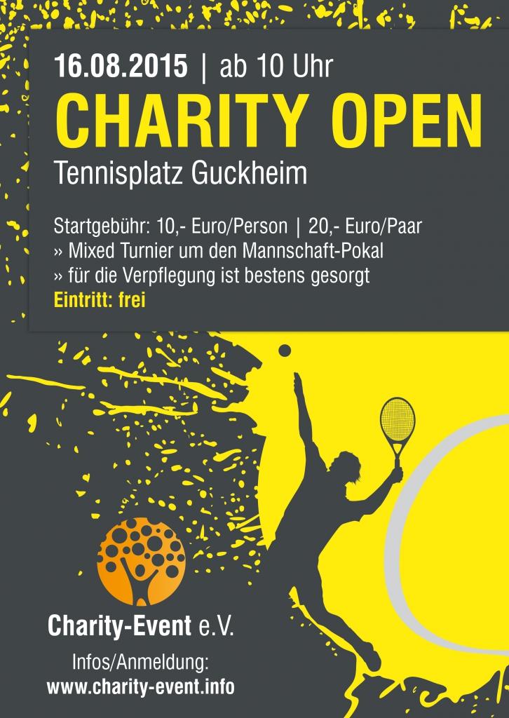 Charity Open 2015