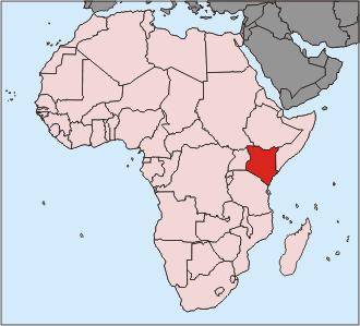 Kenia-Pos